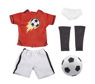 Equipación de fútbol para Kruselings