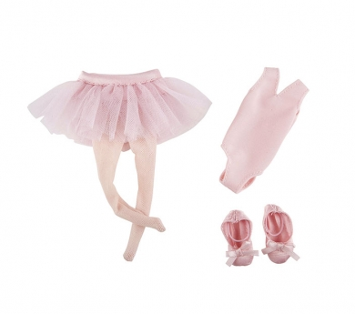 Vestido de ballet para muñecas Kruseling
