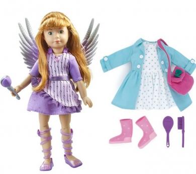 Muñeca Kruseling Chloe más vestido