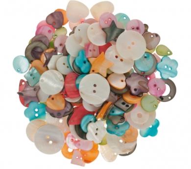 100 botons nacrats
