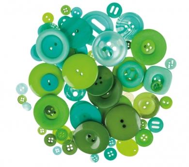 100 g. de botons verds