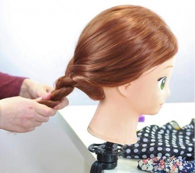Muñeca para peinar Marie