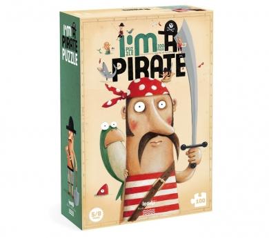 I'm a pirate. Puzle 100 piezas
