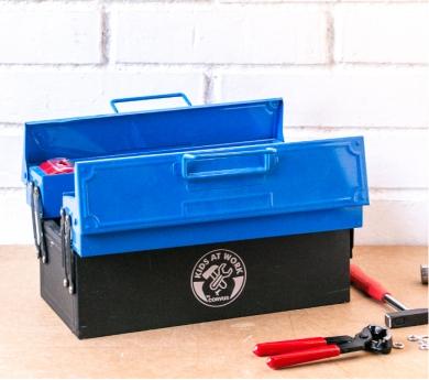 Caixa d'eines infantil
