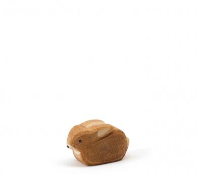 Figura de madera Ostheimer - Conejo pequeño