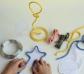 Kit arte y decoración con cordones
