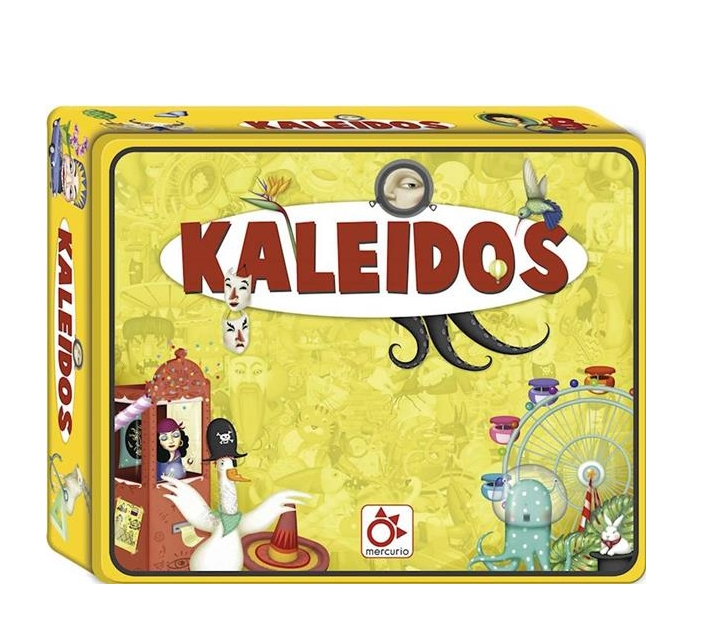 Joc de taula Kaleidos