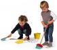 Utensilios de limpieza infantiles