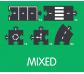 Carretera extensió Way to play de 8 piezas