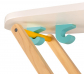 Taula de planxar plegable amb planxa