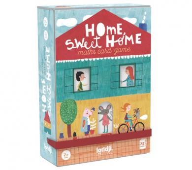 Juego de ingenio y matemáticas Home sweet home