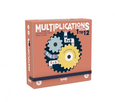 Juego de las multiplicaciones