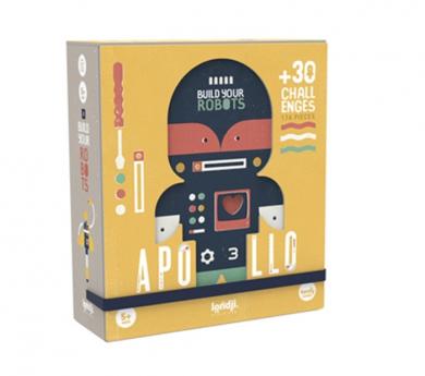 Juego de robots Apollo