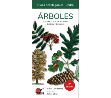 """Quadern de natura """"Árboles"""""""