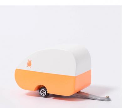 Caravana de madera Candylab