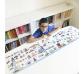 Història de la humanitat, póster panoràmic amb 66 adhesius