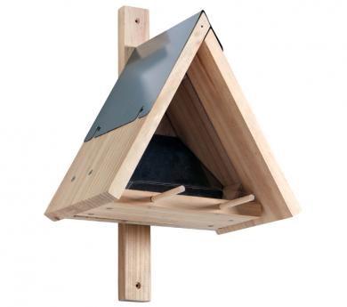 Caseta menjador d'ocells