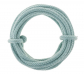 Cordón moldeable con alambre