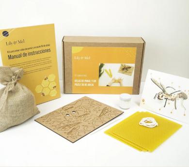 Kit de aprendizaje sobre las abejas