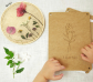 Kit per premsar flors i crar un bastidor