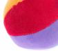 Bola de cotó amb sonall