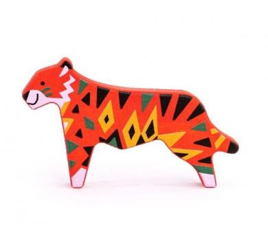 Tigre de madera