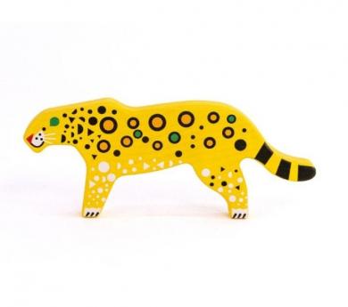 Lleopard de fusta