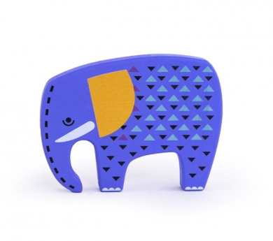 Elefant de fusta
