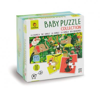 9 puzles en uno  LA JUNGLA