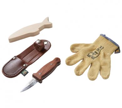 Kit navalla infantil per tallar fusta