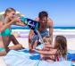Piscina de playa para bebés