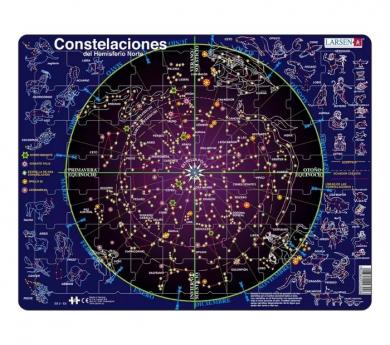 Puzle Constelaciones