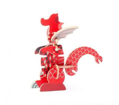 Puze criatures mítiques - El drac