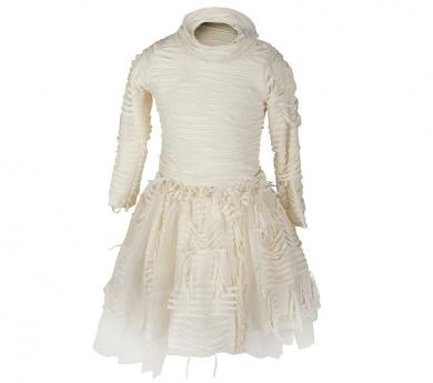 Disfraz de momia con falda
