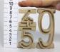 Números tipo SUMBLOX 34 piezas