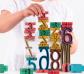 Números tipo SUMBLOX colores Montessori 34 piezas