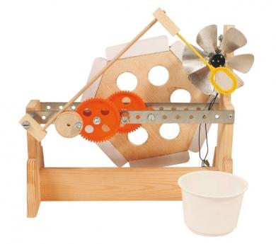 Construeix una màquina per fer bombolles de sabó