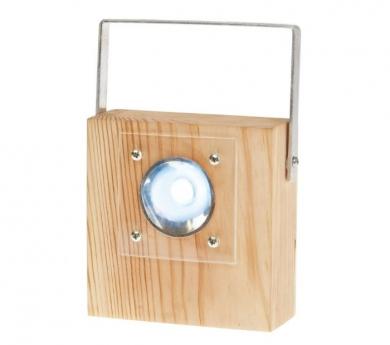 Construye una interna con LED de 10mm