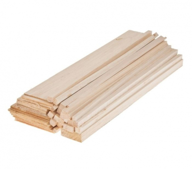 Retalls de fusta de bassa