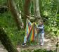 Silla colgante rainbow