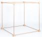 Cubo para cabañas y m3 para matemáticas