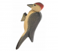 Figura de madera Ostheimer - Pájaro carpintero