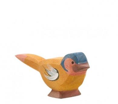 Figura de madera Ostheimer - Pinzón común