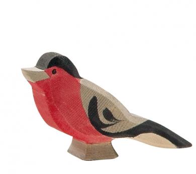 Figura de madera Ostheimer - Camachuelo común