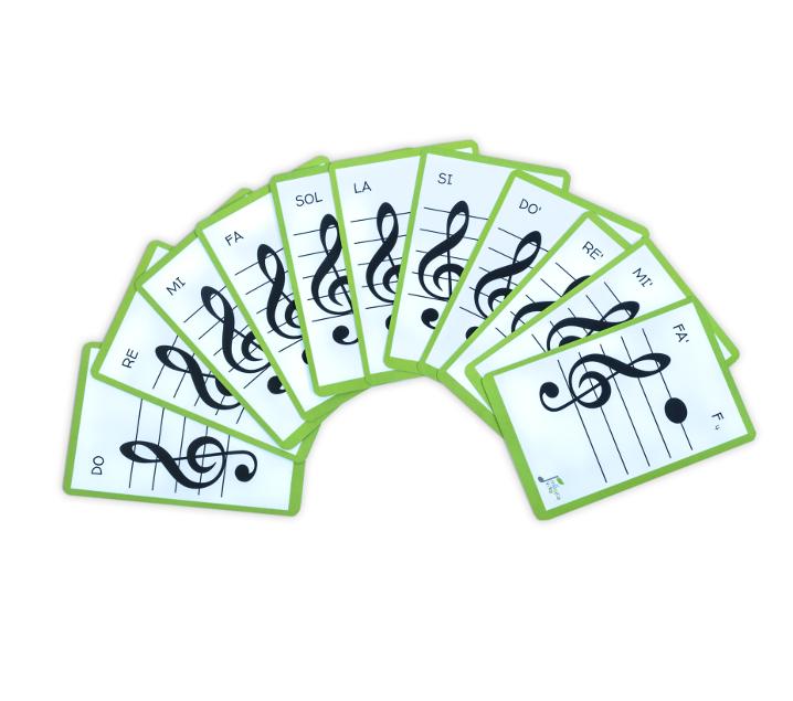 Joc cartes musicals