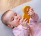 Mossegador i joguina de cautxú natural