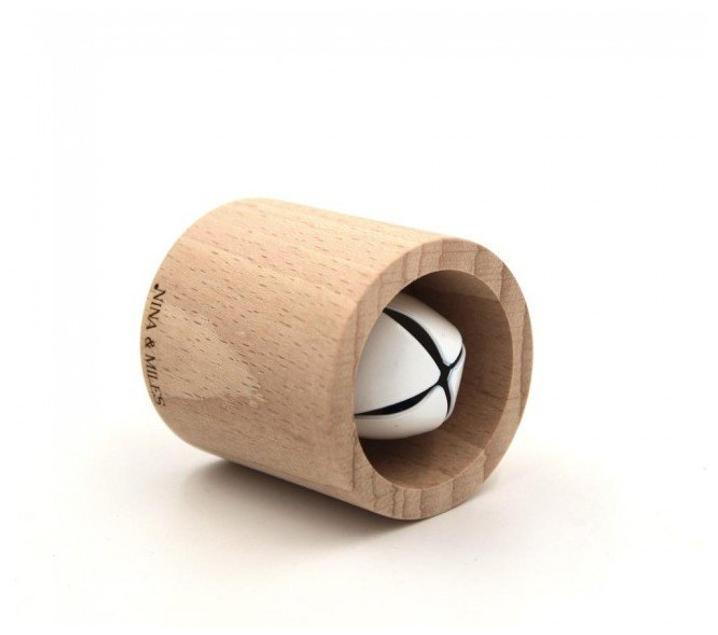 Sonall rodari de fusta amb escallarí