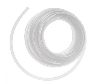 Tubo de PVC transparente