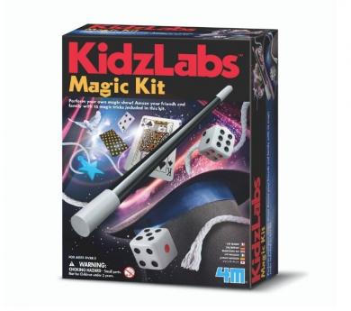 12 trucs de màgia Kidzlabs