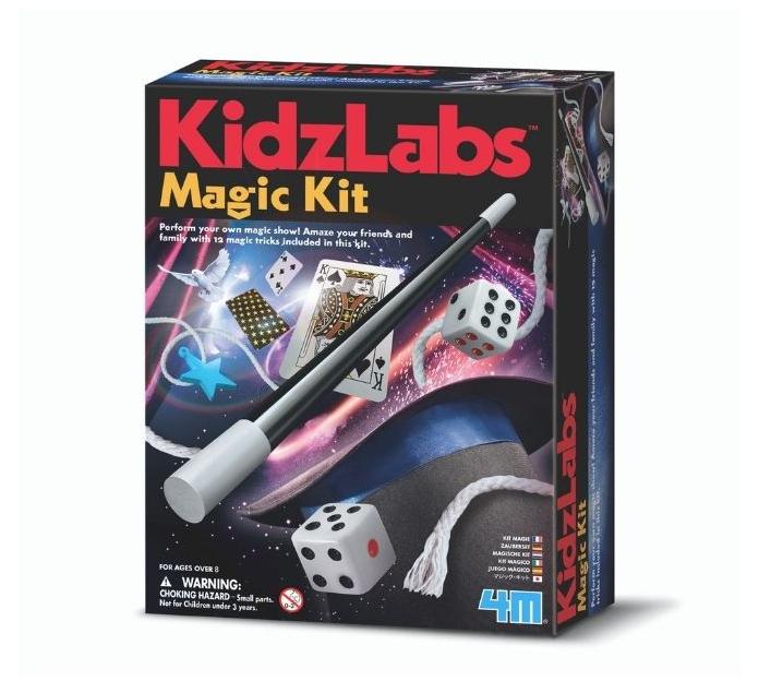 12 trucos de magia Kidzlabs